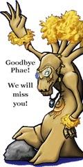 phae goodbye