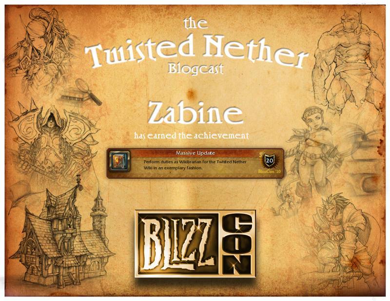 TNB Award Zabine